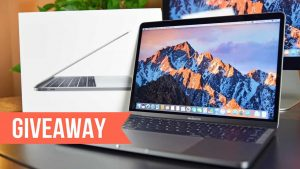 Get a MacBook Pro Giveaway - Win a MacBook Pro Online